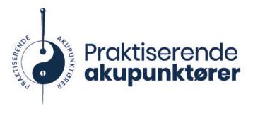 Praktiserende Akupunktører - logo