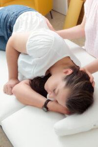 KST behandling af ryggen